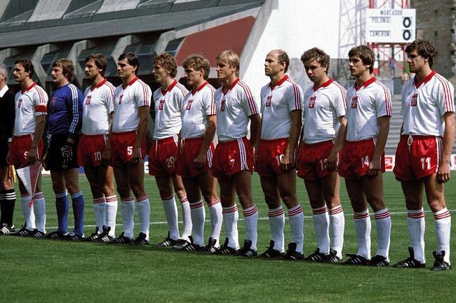 Reprezentacja Polski 1974