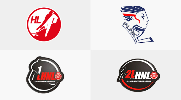 Logo Polskiej Ligi Hokeja, PLHK