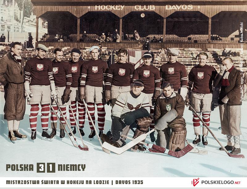 Reprezentacja Polski w hokeju na Mistrzostwach Świata w Davos
