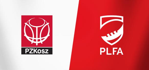 Logo PLFA / Logo PZKosz