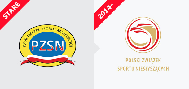 Logo Polskiego Związku Sportu Niesłyszących