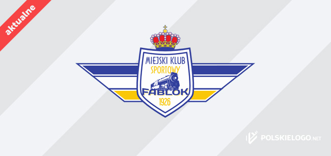 Fablok Chrzanów logo klubu