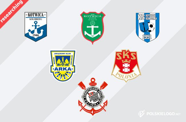 Kluby z kotwicą w logo logo klubu