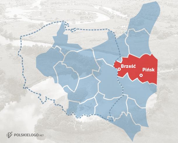 Mapa Polesia logo klubu