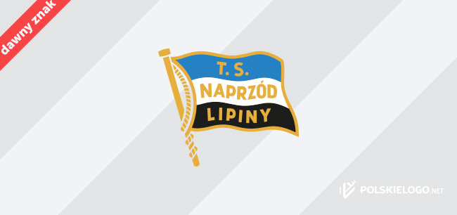 Naprzód Lipiny logo klubu