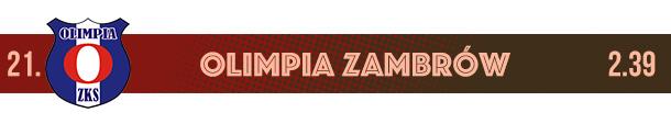 Olimpia Zambrów logo