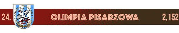 Olimpia Pisarzowa logo