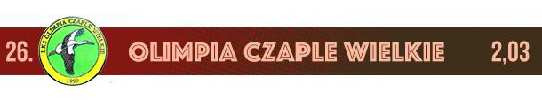 Olimpia Czaple Wielkie logo