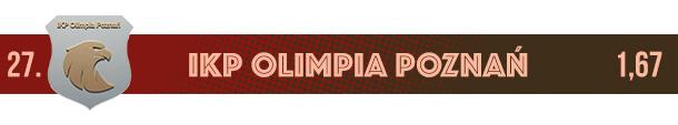 IKP Olimpia Poznań logo