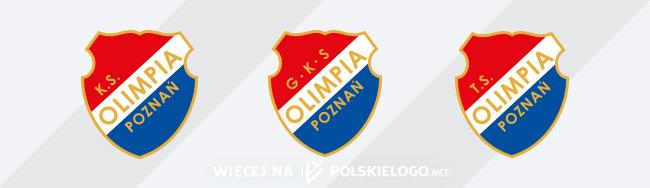 Olimpia Poznań herb klubu