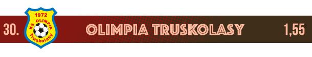 Olimpia Truskolasy logo