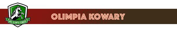 Olimpia Kowary klubu