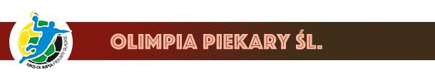 Olimpia Piekary Śląskie herb klubu