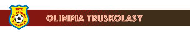 Olimpia Truskolasy herb klubu