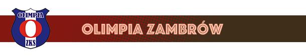 Olimpia Zambrów herb klubu