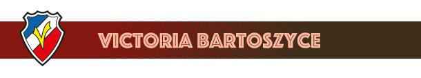 Victoria Bartoszyce herb klubu