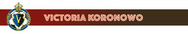 Victoria Koronowo herb klubu