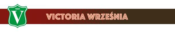Victoria Września herb klubu
