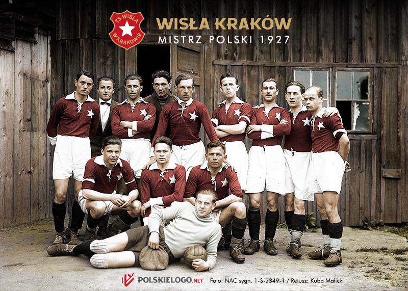 Wisła Kraków 1927