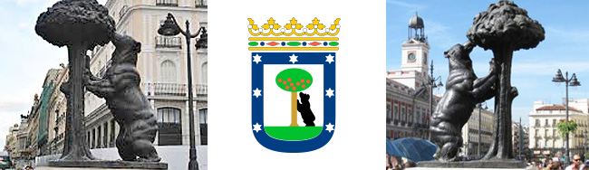 Herb Madrytu / Madrid Coat of Arms