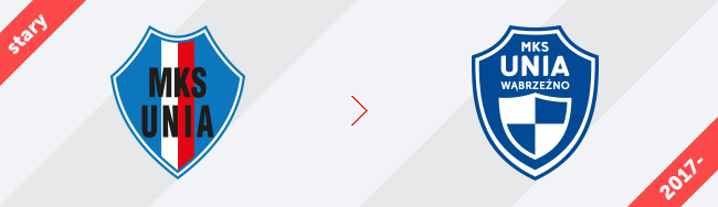 Unia Wąbrzeźno Rebranding-2017