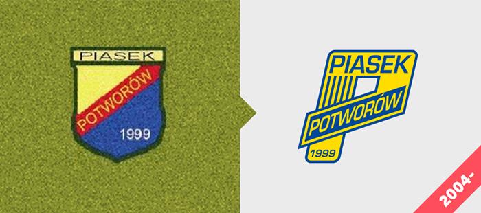 Piasek Potworów logo 2004