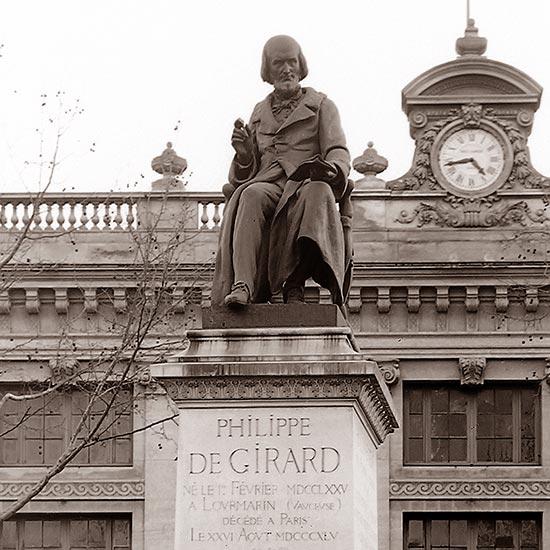 Philippe de Girard