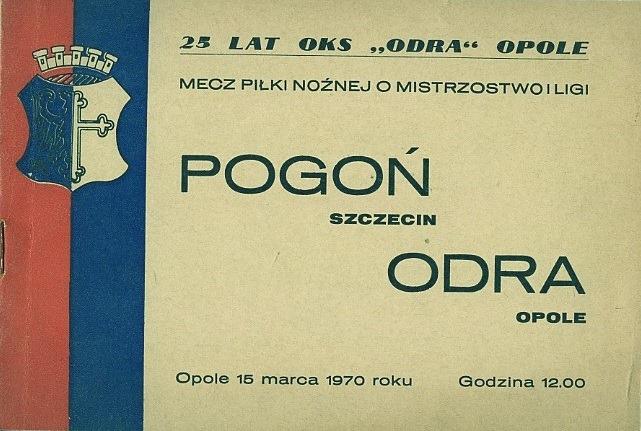 Odra Opole nowy herb klubu