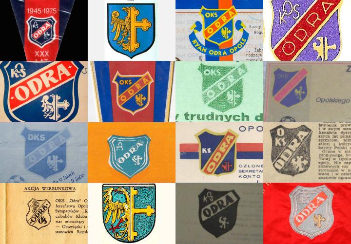 Historia Odry Opole w ikonografii