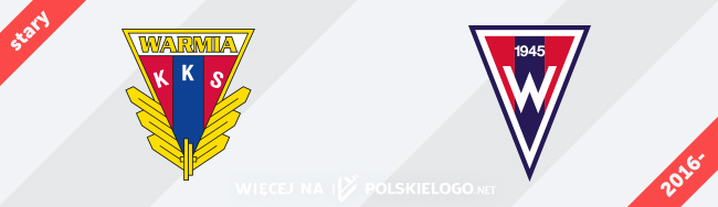Warmia Olsztyn logo klubu