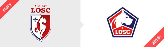 Lille OSC logo 2018