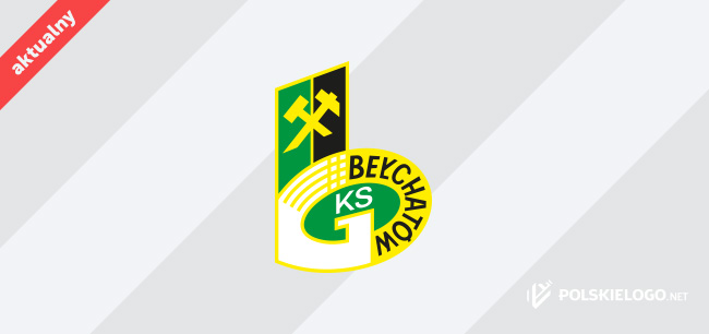 GKS Bełchatów logo klubu