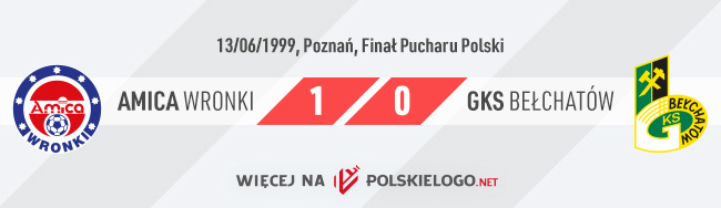 Finał Pucharu Polski 1999