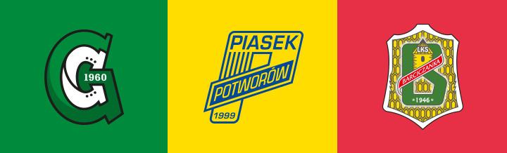 Piasek Potworów logo klubu