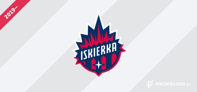 Iskierka Szczecin logo klubu