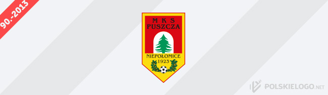 Puszcza Niepołomice logo klubu