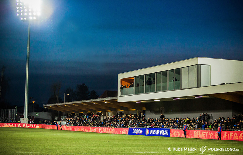 Stadion Puszczy Niepołomice