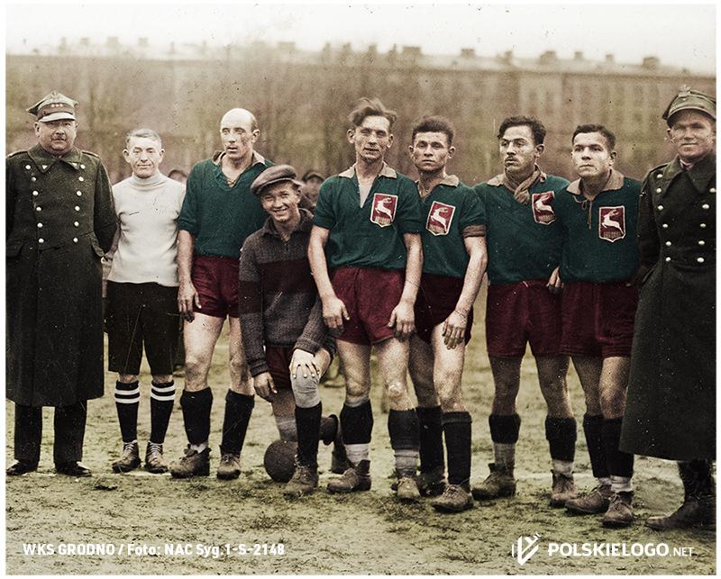 WKS Grodno 1936 r.