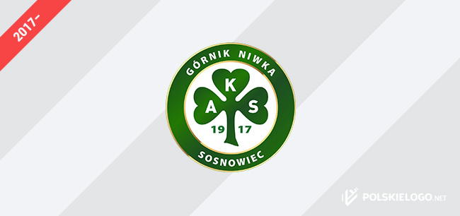 AKS Niwka herb klubu