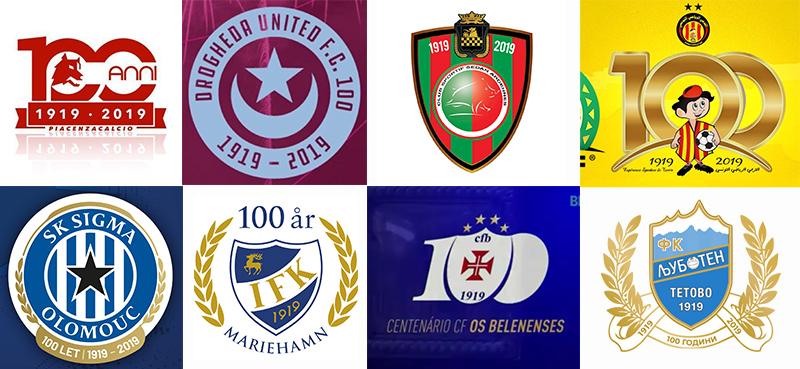 Jubileuszowe logo 100-lecia