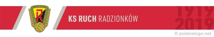 Ruch Radzionków logo