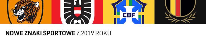 Rebrandingi sportowe logo klubu