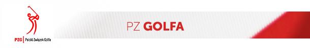 Logo Polskiego Związku Golfa