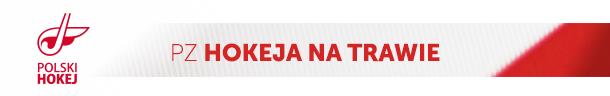 Logo Polskiego Związku Hokeja na Trawie