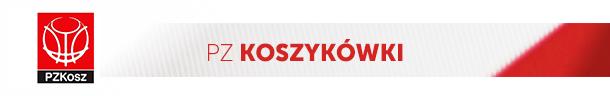 Logo Polskiego Związku Koszykówki