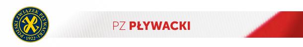 Logo Polskiego Związku Pływackiego