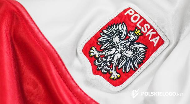 Godło Polski na koszulce reprezentacji