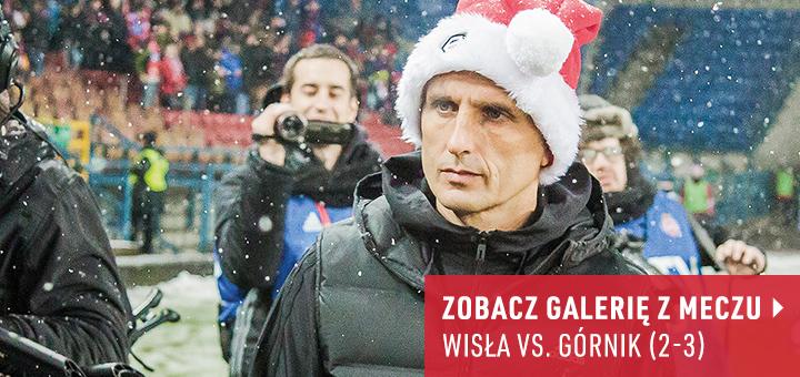 Galeria z meczu Wisła-Górnik Zabrze 2017