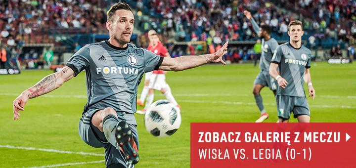 Galeria z meczu Wisła-Legia 2018