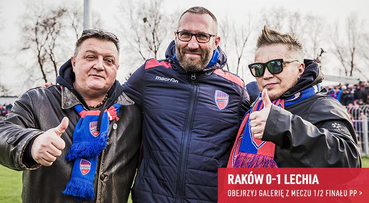 Galeria z półfinału Pucharu Polski
